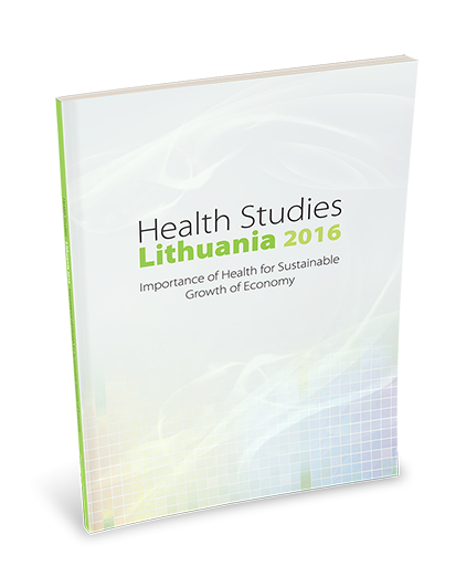 "Studija ""Health studies Lithuania 2016"""