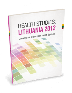Health studies Lithuania 2012
